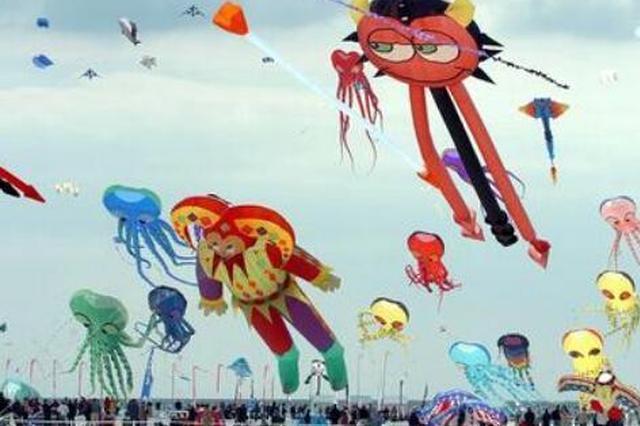 国际风筝节将在咸阳举行 免费向全国游客开放