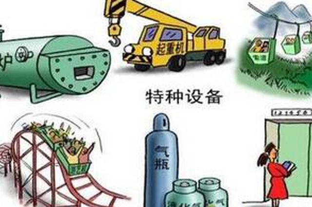 陕西全省特种设备工作迈入新时代 建立双重预防机制