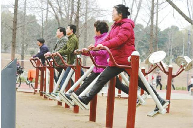 """陕西将做实群众体育""""六个身边""""工程 号召全民健身"""