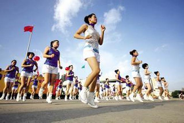 陕西省今年将启动建设一批全民健身重点工程