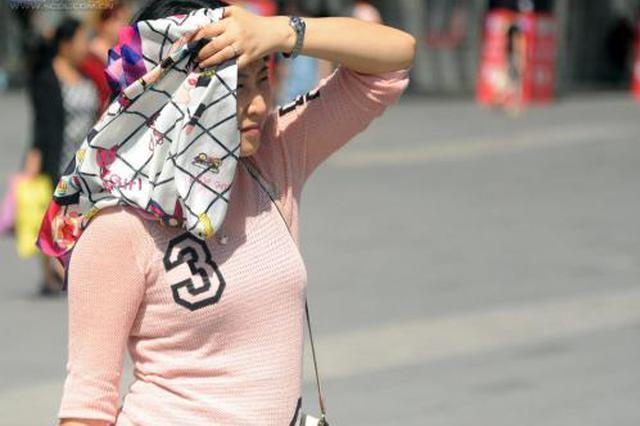 天气回暖 未来7天陕西部分地区最高气温升至25度