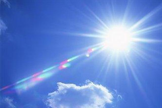 今明两天陕西天气以晴为主 汉中安康有弱降水