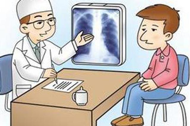 温馨提示:西安16家定点医院可免费诊查肺结核