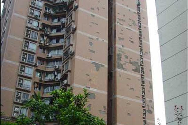 商洛一楼房瓷砖脱落致一死两伤 警方已介入