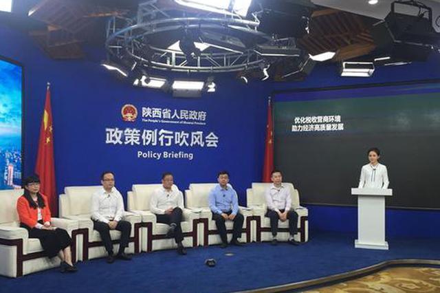 秦知道丨营商环境提升年 陕西做出了哪些努力?