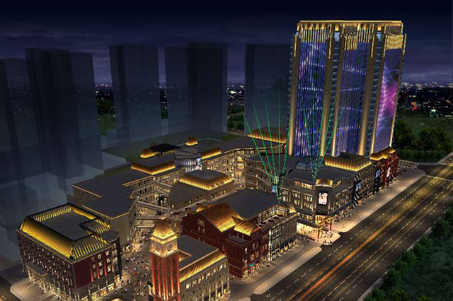 征集令!四海唐人街商业广场主题项目雕塑全球征集活动正式启