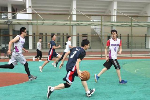 陕西将遴选30所全国青少年校园篮球特色学校