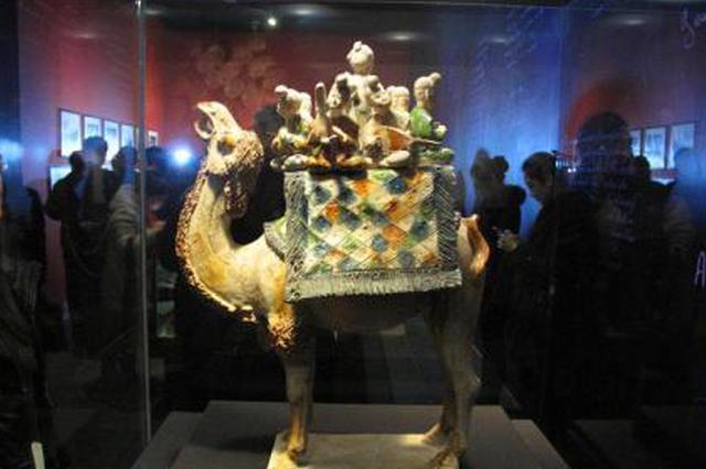 陕历博全新陈列展对外开放 国宝馆展出百件顶级文物