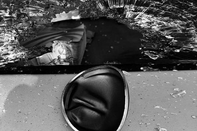 """车停小区玻璃突然炸了 多功能泡沫清洗剂是""""凶手"""""""