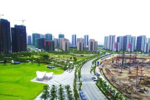 西安建环大学数据智能小镇 建设投资30亿元