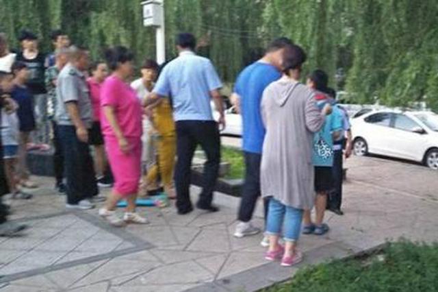 孩子打架家长参与斗殴 1名老师被打伤8人被拘留
