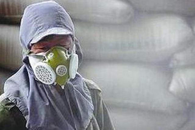 陕西每年新增职业病例1千余例 尘肺占96.9%