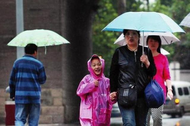 陕西明后天降雨降温 陕北地区将下降6-8℃左右
