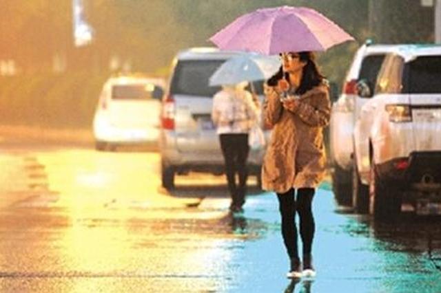 今天陕西多地有雨明天吹风降温 温度最高降8℃