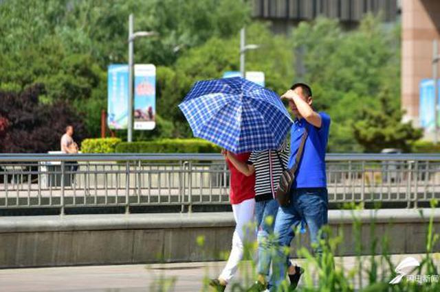 本周陕西省多云为主 西安明后天又是高温天