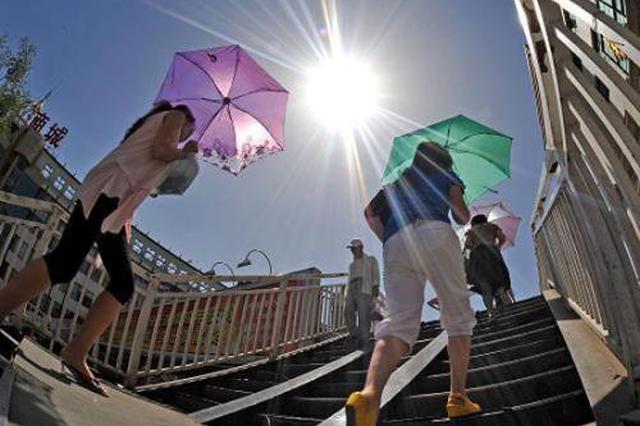 西安排行7月高温城市前十 未来三天高温持续