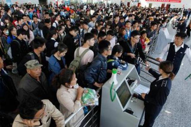 陕西省公路铁路运输迎来端午假期首个客流高峰