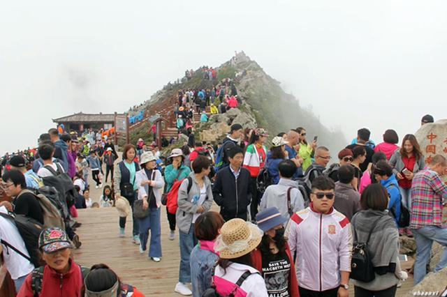 端午小长假宝鸡旅游精彩纷呈 接待游客329.2万人次