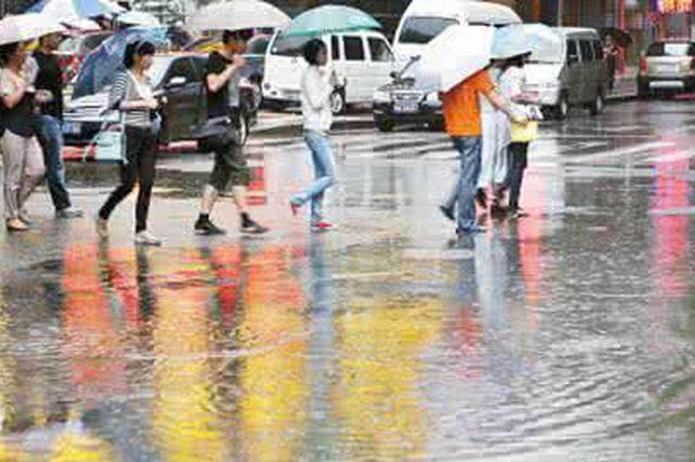 陕西省积极应对入汛以来第一轮大范围强降雨过程