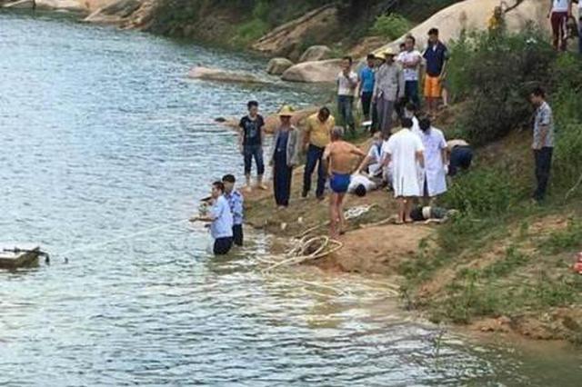商洛男子钓鱼不幸落水溺亡 独剩女儿在岸边