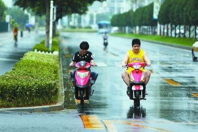 陕西今日多地有雨 高温天气有望缓解