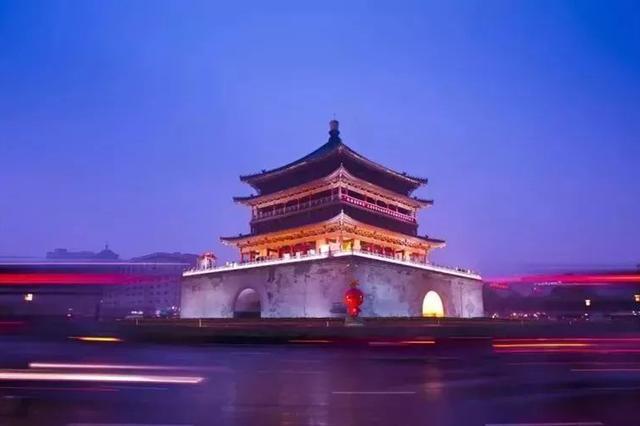 中国十大最有前途城市出炉 西安排第九位