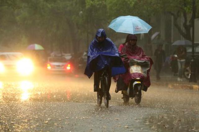 今晚起至17日 陕西局部地区将现对流性强降水天气
