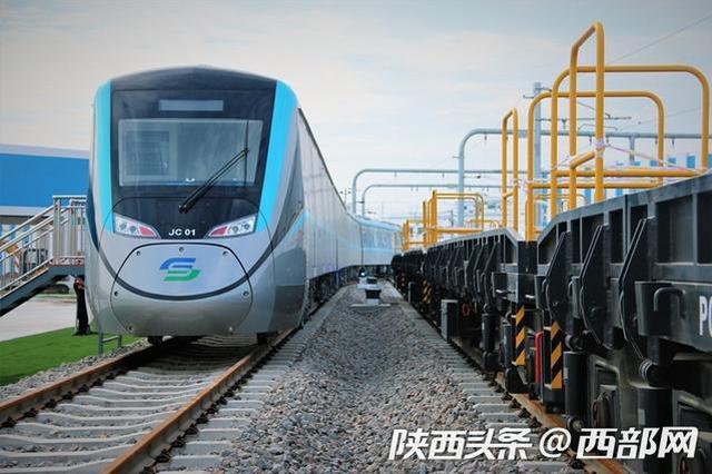 受咸阳机场扩建影响 机场城际铁路年底只开8站