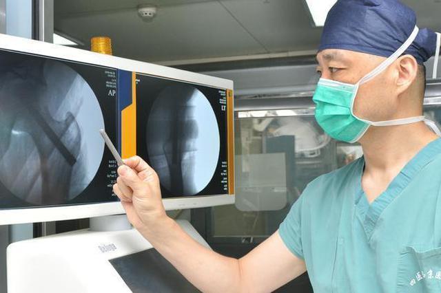 西安:3D打印技术应用于股骨头坏死治疗