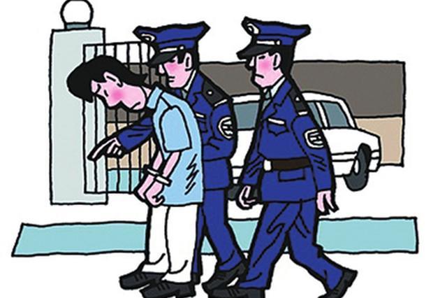 榆阳一村民涉嫌非法占用林地被公安机关依法刑事拘留