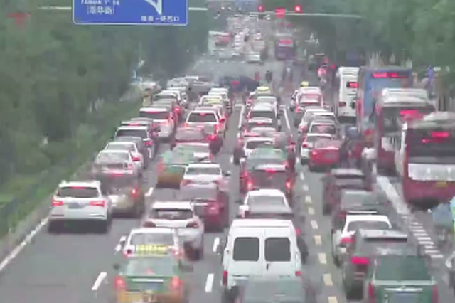 """西安""""左转道""""惹市民吐槽 交警:改造只是第一步"""