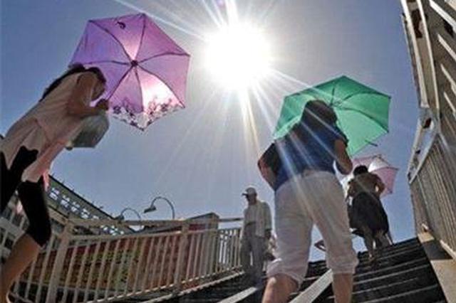 西安高温天气将持续至26日 电网用电负荷创历史新高