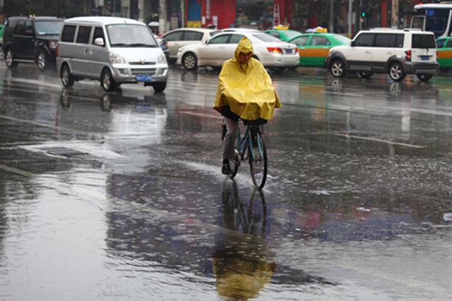 21-22日陕西有一次明显降水天气过程