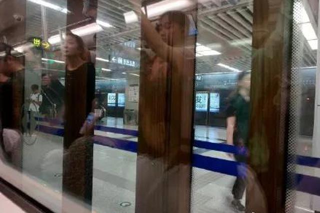 西安地铁一二号线出现临时停车情况 官方已回应