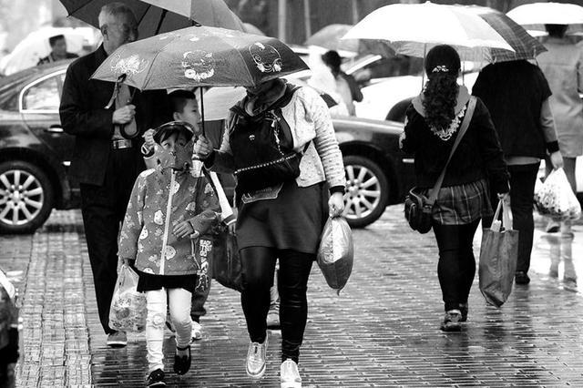 陕西今天起将有一次阴雨相间天气 应注意添衣保暖