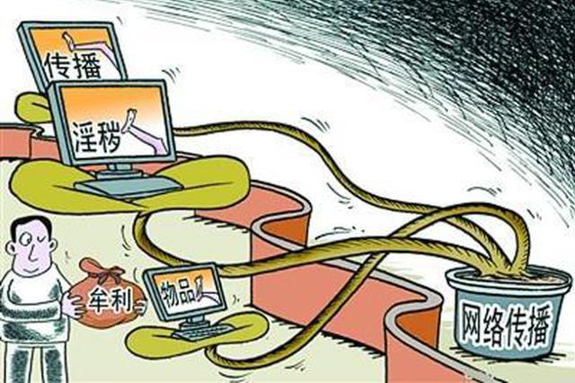 宝鸡一男子因建QQ群散发淫秽视频 被检察院提起公诉