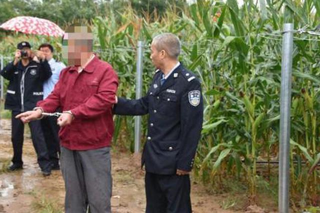 咸阳一男子奸杀12岁少女18年后终落法网 系二次作案