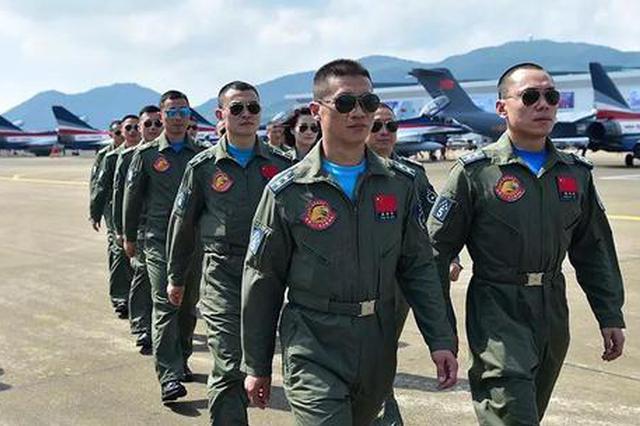 10月8号空军在陕招飞工作展开 宣传动员学校名册公布