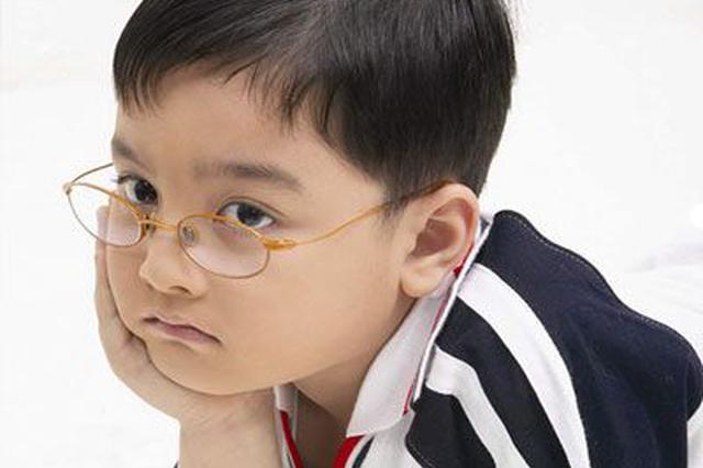 陕西近视患者呈高发、低龄化趋势 预防近视需重视