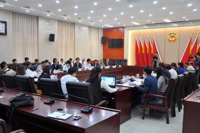 陕政协组织中省媒体进政协 赴韩城等地听取委员声音