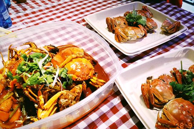 盒马西安开售阳澄湖大闸蟹 从开捕到餐桌仅需一上午