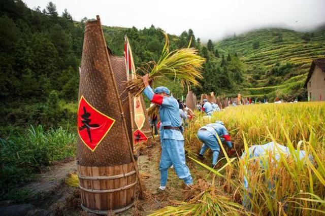 汉阴首届农民丰收节 9月23日开幕