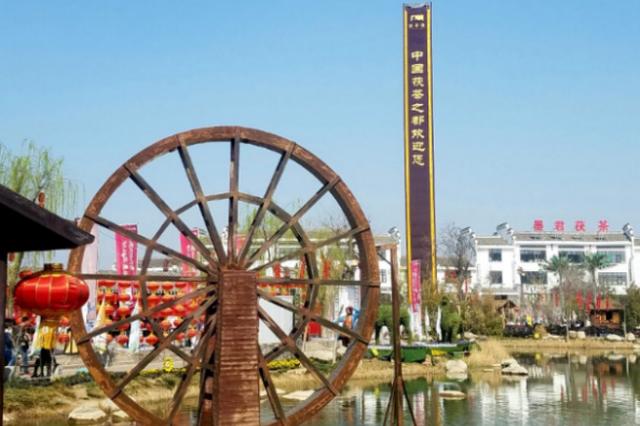 西咸新区泾河新城金秋旅游节 双节畅游茯茶镇