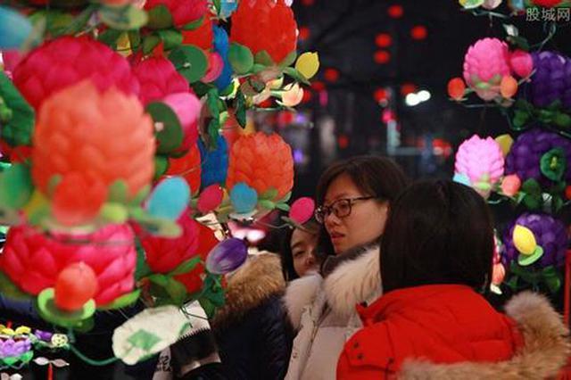 中秋陕西商品市场销售额实现107.4亿 同比增长11.9%