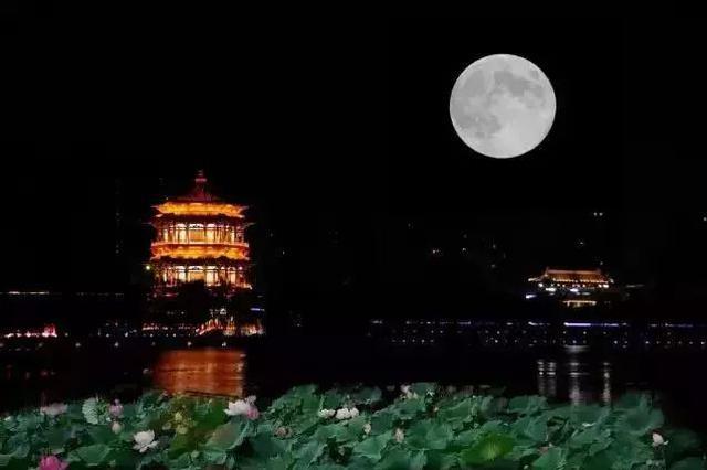 """西安入围中秋""""最受游客欢迎的十大国内旅游城市"""""""