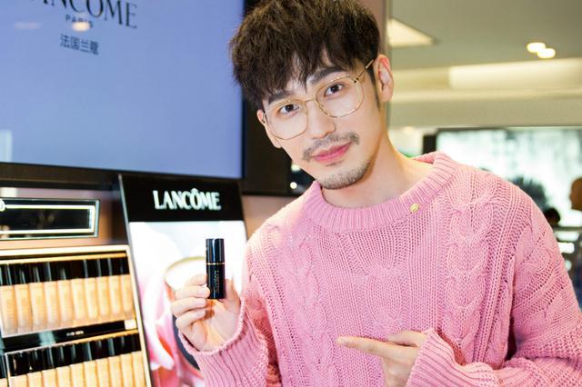 Lancôme兰蔻西安赛格国际购物中心彩妆新品活动