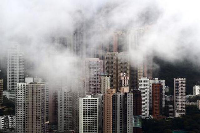 16日陕西全省天气多云间晴天 早晨关中有雾