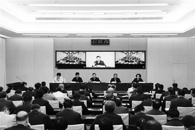 陕西省深化健康细胞示范建设电视电话会召开