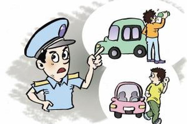 遇盘查弃车逃跑 司机竟然是网上在逃人员