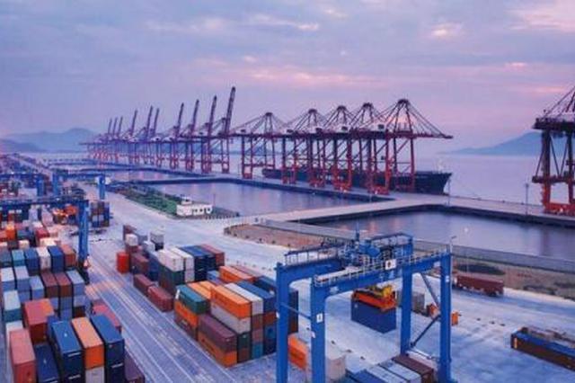 今年前三季度陕西对一带一路沿线国家进出口282.7亿元